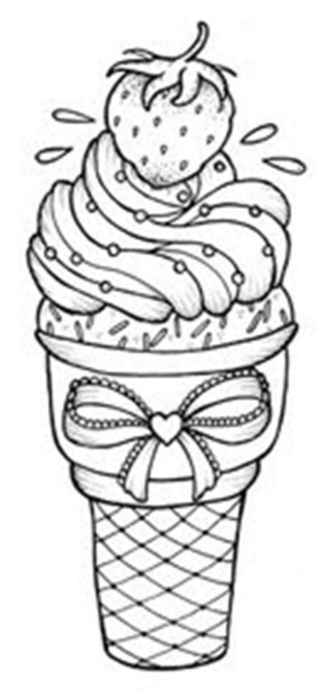 ice cream coloring pages for adults ice cream cones ice and cream on pinterest