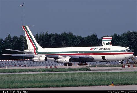 n526sj boeing 707 338c cf air freight wolfgang mendorf jetphotos