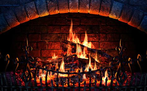 3d fireplace screensaver hd walls find wallpapers best