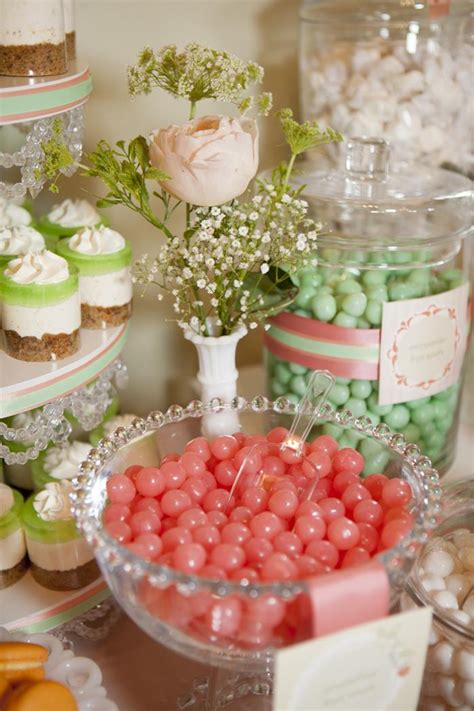shabby chic baby shower ideas kara s ideas shabby chic baby shower planning ideas