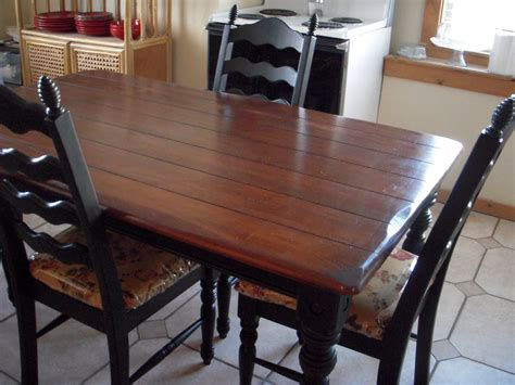 how to redo a kitchen table bastelkram dining table redo
