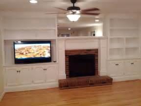 Upholstery Fabric Nashville Custom Fireplace Built In Shelves Remodel Traditional
