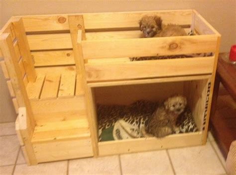 dog bunk bed give your pets their own personal space by building a