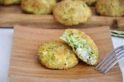 cucinare la ricotta 187 polpette di zucchine e ricotta ricetta polpette di