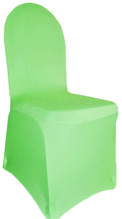 green chair covers apple green spandex banquet chair covers wholesale