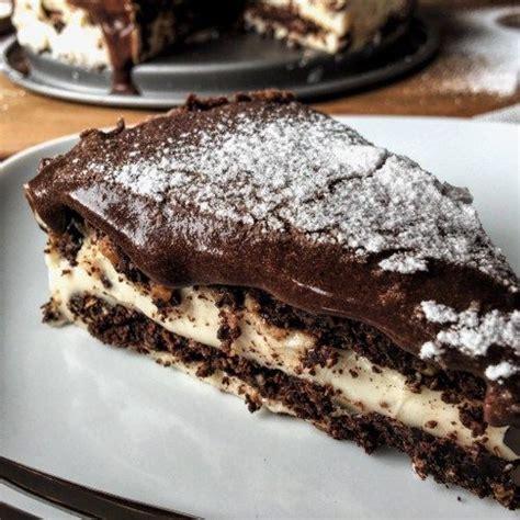 eclair kuchen low carb eclair kuchen rezept mit schokoladenkekse vanille