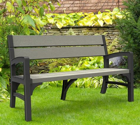 resin garden benches resin garden bench seat weather resistant sheds