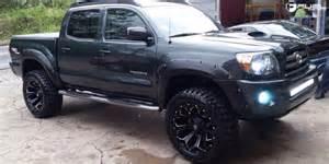 Toyota Tacoma Wheels Toyota Tacoma Assault D546 Gallery Mht Wheels Inc
