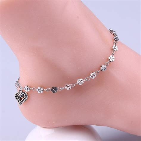 Chain Anklet silver anklets designs reviews shopping silver