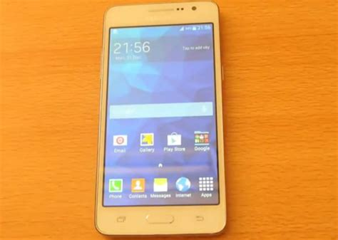 Samsung Prime samsung galaxy grand prime unboxing items box accessories view gsmarc