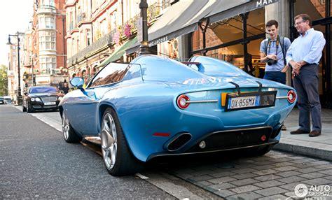 Alfa Romeo Disco Volante by Alfa Romeo Disco Volante Spyder 25 September 2016