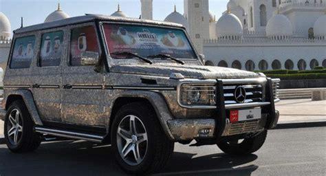 Superb Gold Sports Car #6: Mercedes-tuning-coin-car.jpg