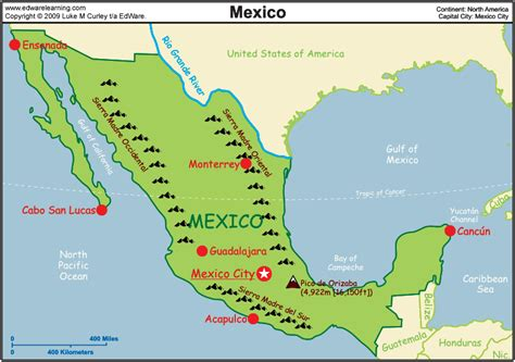 geography of mexico wikipedia blog edware ie mexico map