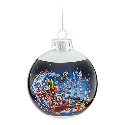 your wdw store disney christmas ornament happy