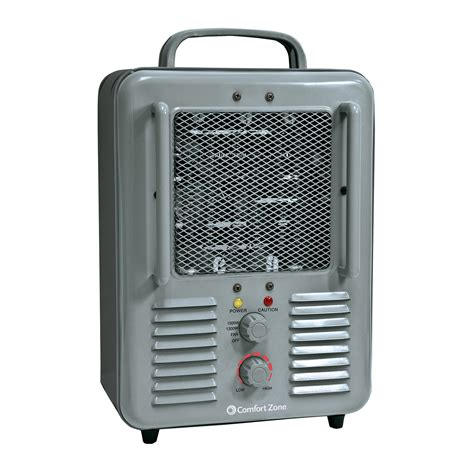 comfort zone infrared heater manual cz798 radiant electric wire element heavy duty fan forced