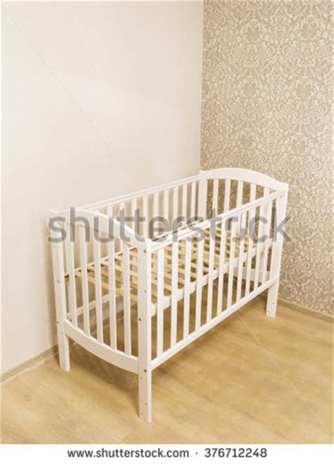 Cribs Without Slats bed frame stock images royalty free images vectors