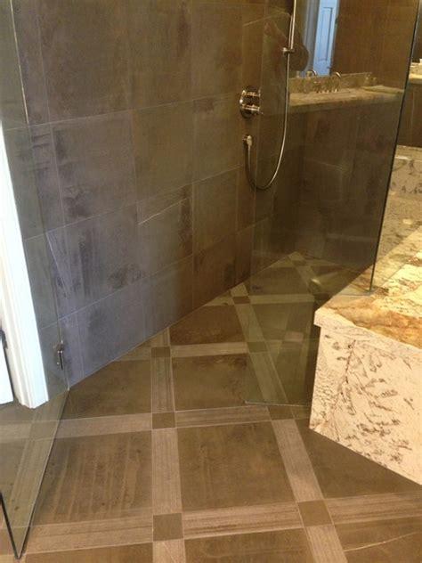 limestone in bathrooms limestone master bathroom barrier free shower