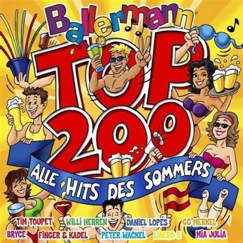 wann zähne putzen ballermann top 200 alle hits des sommers cd3 mp3 buy