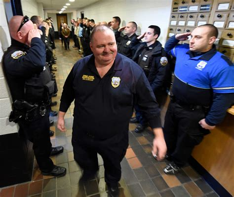 Schenectady Arrest Records Schenectady Salute Retiring Detective Times Union