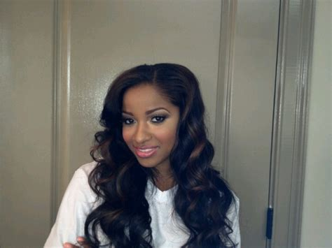 latoya wright hairstyle 17 best images about toya wright on pinterest bobs hair