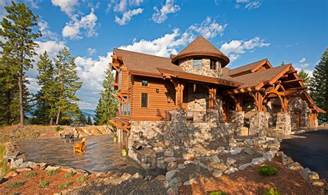new house in sand point cast architecture mountain architects hendricks architecture idaho