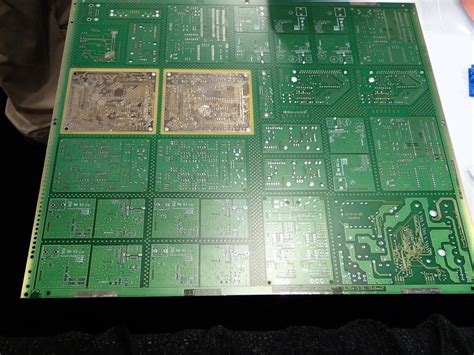 pcb layout design exles panel exle from pcb pool kuzyatech