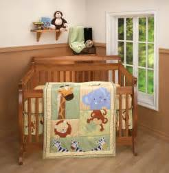 total fab jungle theme baby bedding