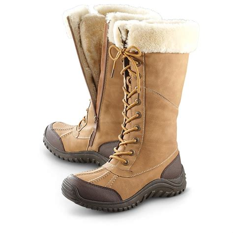 womens boots s lamo 174 ankle boots chestnut 235687