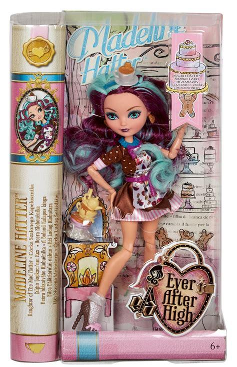 after high doll sets after high 174 sugar coated madeline hatter doll