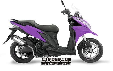 Visor Honda Vario 125 Fi modifikasi vario 125 fi cxrider