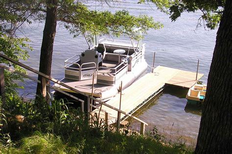 used pontoon boats without motor motors tmc inc