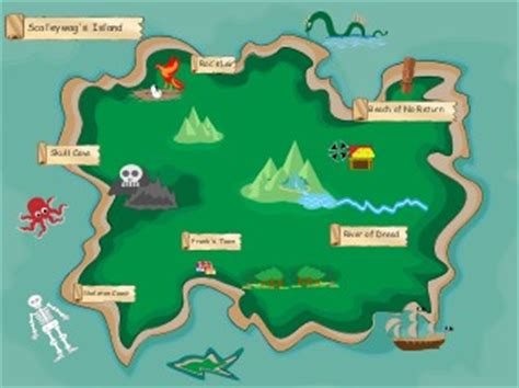 make your own map create a book using a template storyjumper