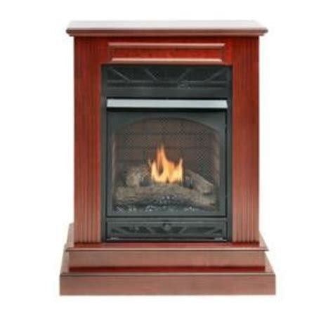 ventless gas freestanding fireplaces compact