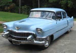 Antique Cadillac Cars For Sale 1955 Cadillac For Sale Original