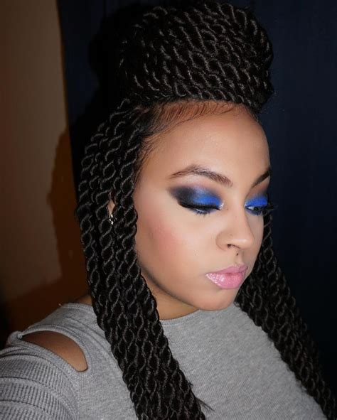 best seneglese twist hair 17 best ideas about senegalese twist styles on pinterest