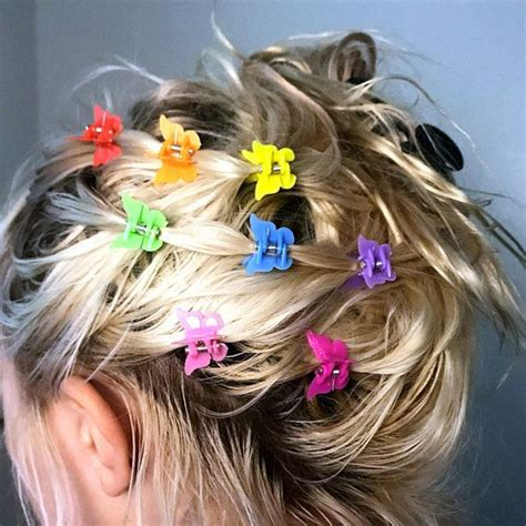 yk butterfly hair clips hair jewelry hair accessories