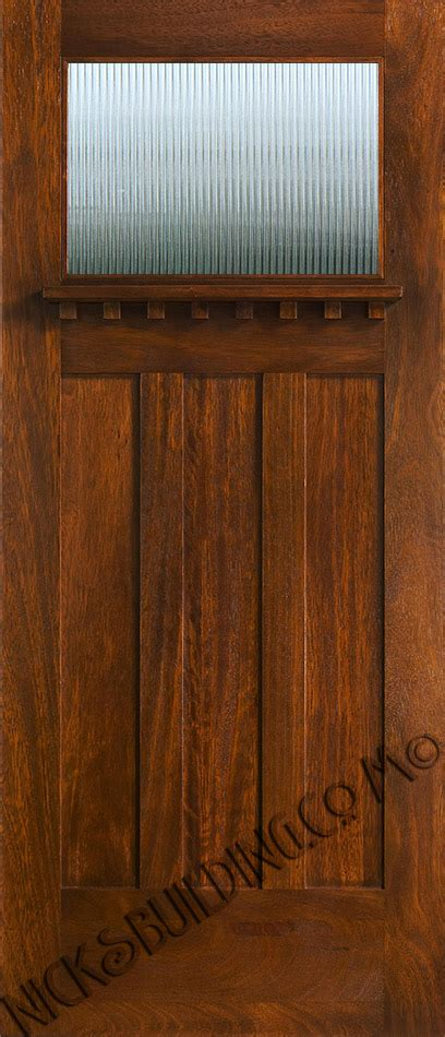 arts and crafts doors exterior craftsman style doors