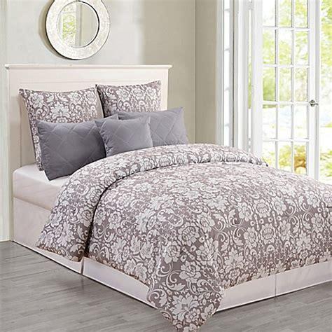 oversized queen comforter sets buy kensie lola oversized queen comforter set in light