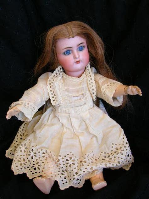 1800 s bisque doll collectable antique kammer reinhardt bisque doll was