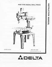 Delta Radial Drill Press Ebay