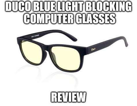 blue light blocking glasses review duco blue light blocking computer glasses review eyegonomics