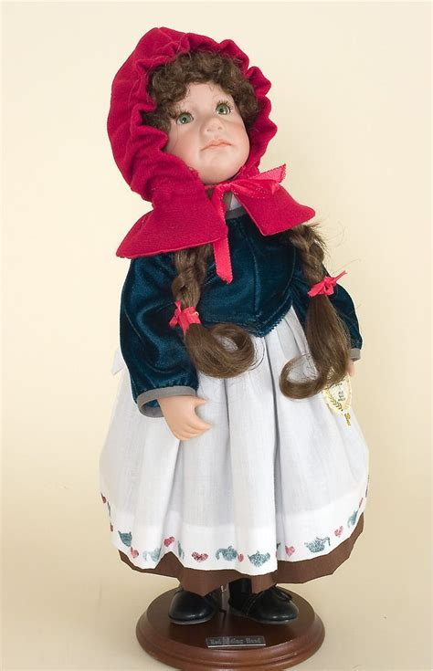 porcelain doll julie porcelain collectible doll