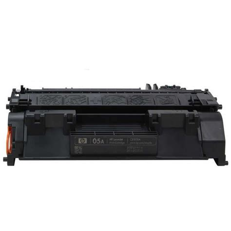 Toner Printer Hp 05 A Original hp 05a laser toner cartridge black ce505a