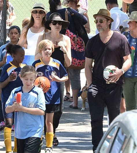 celebrity kid meaning brad pitt shows off new tattoo dedicated to his children
