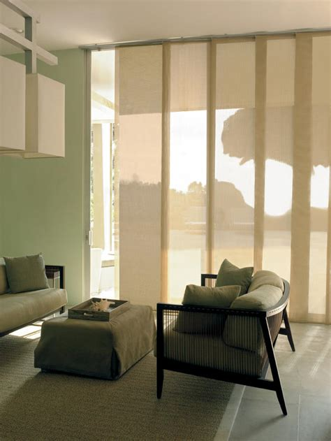 modern window coverings for large windows 10 top window treatment trends hunter douglas window