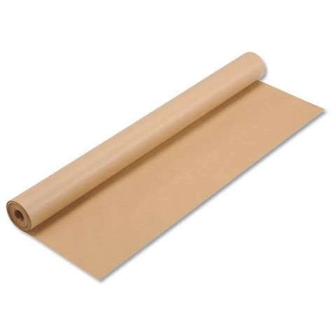 Wrapping Makanan 500 M Uk 45 flexocare kraft wrapping paper roll 70gsm 750mmx25m brown