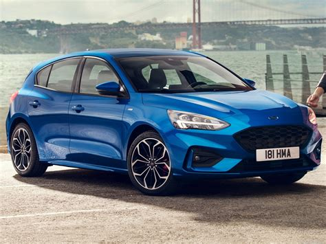 2019 Ford Focus St Line by Ford Focus St Line 2019 Picture 2 Of 125