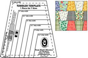 tumbler template tumbler template ruler from marti michell 8204