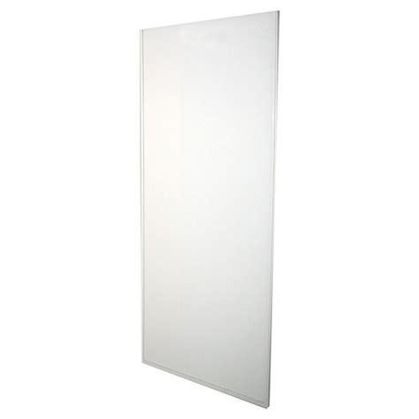 multi store 2010 x 610mm melamine wardrobe sliding door