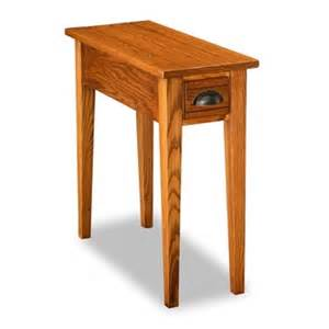 Side Tables For Small Spaces A Narrow Side Table For Small Spaces The New Sitting